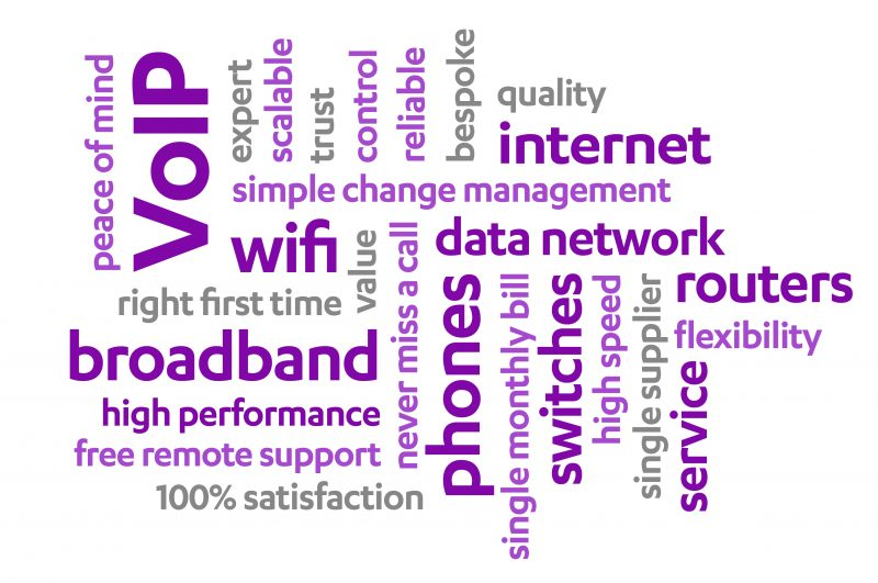 Voice over Broadband - VoIP from Stamford Telephone