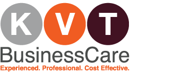 Testimonial from KVT Business Care