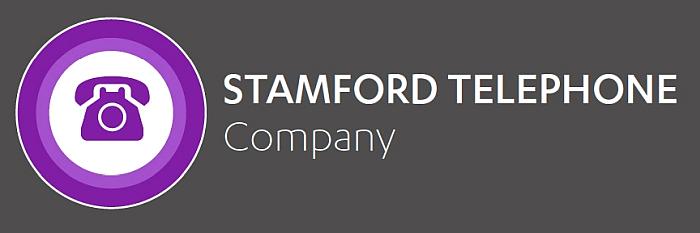Stamford Telephone Company Retina Logo