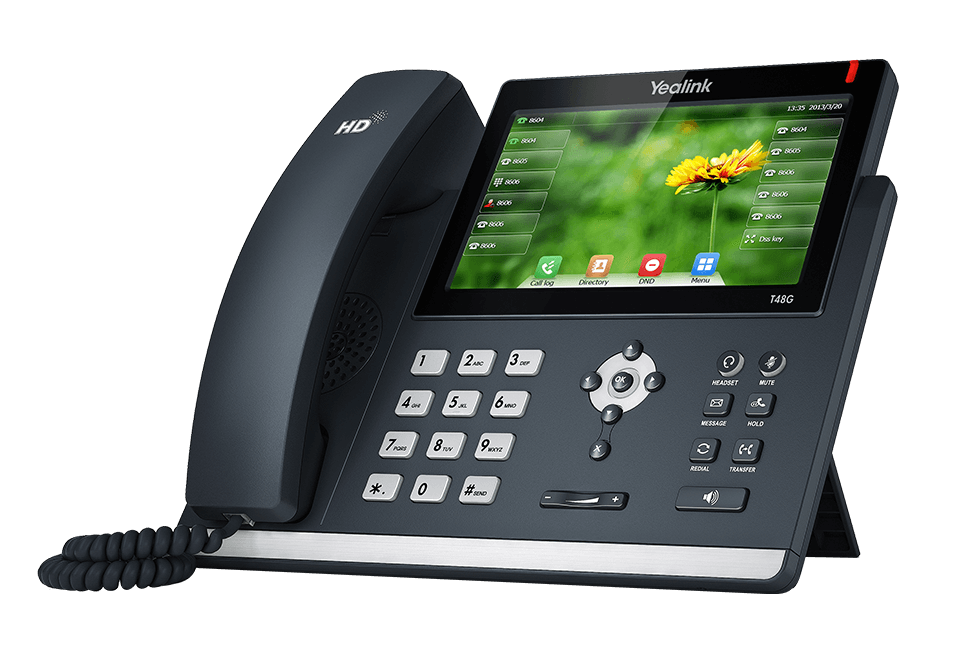 Yealink T48S Touch Screen Desk Phone