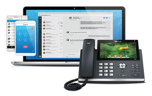 Business Phone Systems - VoIP Phones - Desktop App Mobile App and Desk Phone - Mobility