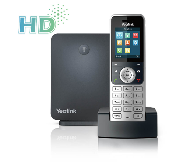 Yealink W53P DECT Phone with W56H Handset